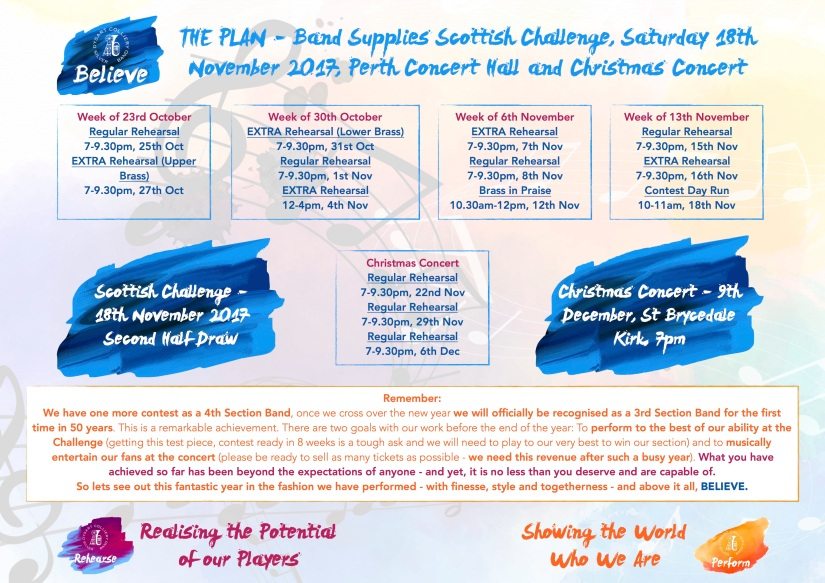Challenge and Christmas DCSB